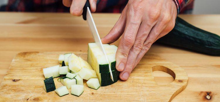 Ceramiczne noże – jak o nie dbać?